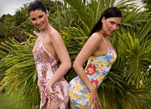 Belicia and Veronica Da Souze