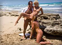 Boroka and Kathy Campbel