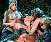 Electra Angels Maria Bellucci And Sarah James