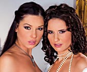 Evelyn Lory And Claudia Rossi