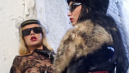 Liliane Tiger and Natalli Di Angelo