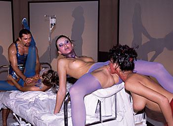 Mandy Bright, Michelle Wild, Patricia Diamond