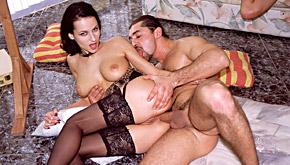 Michelle Wild and Vanessa Virgin