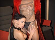 Mya Diamond and Victoria Swinger