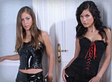 Nella and Missy Lane