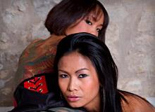 Priva and Jandi Lin