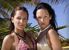 Regina and Sabrina Sweet