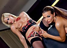 Suzie Carina and Jenny M