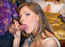 Valentina Velasques and Nikky Blond