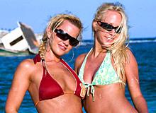 Cindy Dollar & Carla Cox