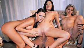 Cory Baby, Victoria Swinger & Cristina Bella
