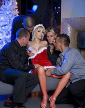 A Christmas Gangbang for Stella Delacroix-3