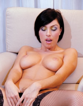 The Busty Mercedes Enjoys Hard Anal-2