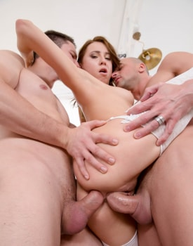 Horny Teen Debuts with DP-9