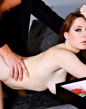 Sex Toys Make Samantha Bentley Wet and Horny-7