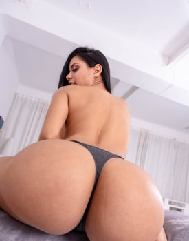 Big Booty Latina Loves Anal and Squirting-1
