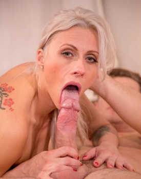 Brittany Bardot, MILF takes anal therapy-7