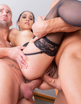 Horny Maid Eager to Impress-10