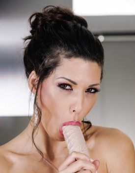 Office Boss Alexa Tomas Gets Dominated By Two Hard Cocks-1