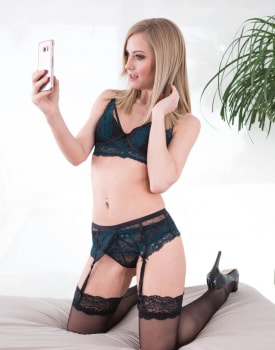 Model Sicilia Takes Cock For Social Media Fame-0