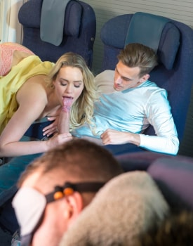 Mia Malkova, debuts for Private by fucking on a plane-6