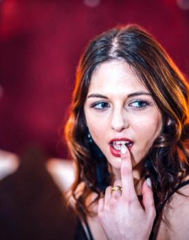 Rachel Adjani takes a facial cumshot after interracial anal-2