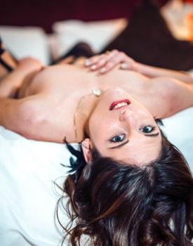 Rachel Adjani takes a facial cumshot after interracial anal-4