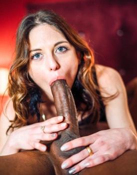 Rachel Adjani takes a facial cumshot after interracial anal-6