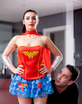 Wonder Woman Nelly Kent has appointment for anal-3