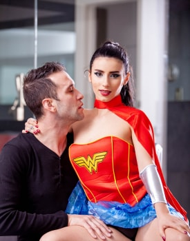 Wonder Woman Nelly Kent has appointment for anal-4