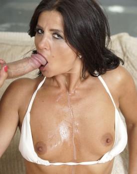 Milf aw Soraya Rico is a Mum Who Loves Cum -11