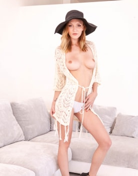 Belle Claire and Anita Bellini, interracial orgy with DP -2