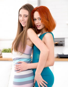 Threesome with Anabel Carter & Michelle Carr-0