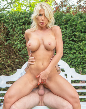 Tiffany Rousso, the MILF and the Waiter-8