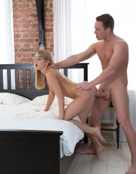 Teen Tequlia Girl Decorates Her Pussy with a Sticky Creampie-7