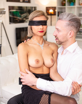 Stunning Debut for Veronica Leal with DP and Squirting -1