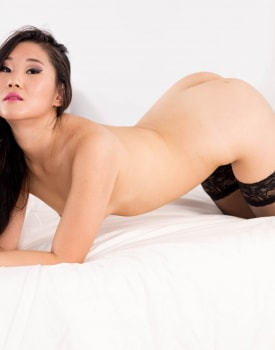 The Asian Katana in her first interracial-0