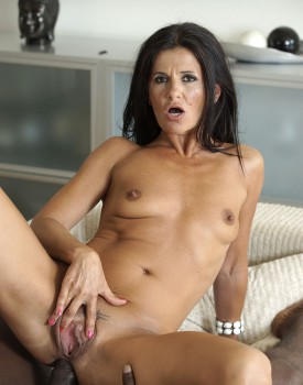Soraya Rico Takes an Anal Creampie in Her First Interracial Session-8