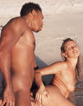 Blonde Milf Mandy Bright Takes an Interracial Pounding-4