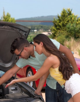 Aruna Aghora, hitchhiker fucked on car bonnet -4